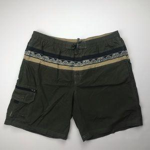 Vintage Speedo Men's Swimming Trunks Shorts